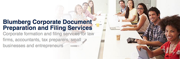 Entity Formation Services